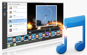 music slideshow maker for Mac