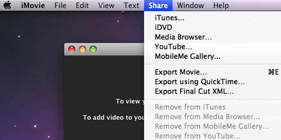 How to Create Photo Slideshow on Mac with iMovie