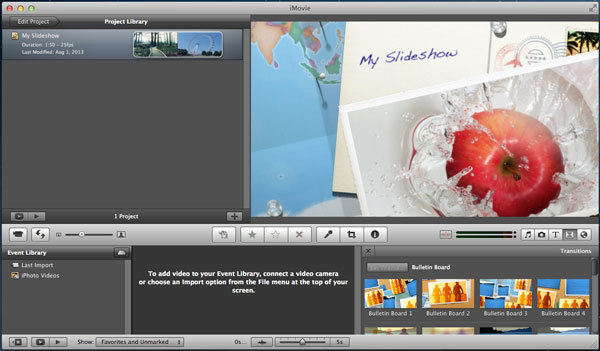 Best free slideshow software for mac review free mac slideshow software imovie maxwellsz