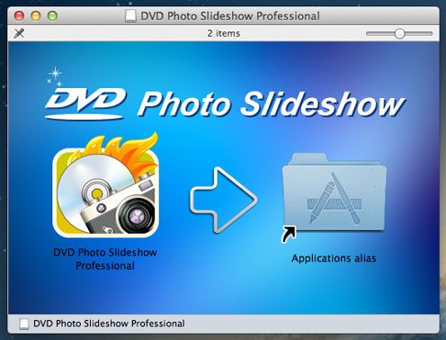 how to run slideshow on mac