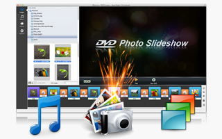 easy-to-use Mac DVD slideshow Maker