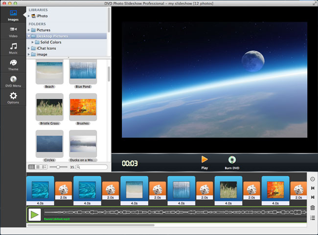 DVD Photo Slideshow for Mac 1.1
